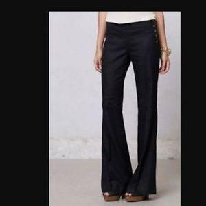 Anthropologie Linen pants 6